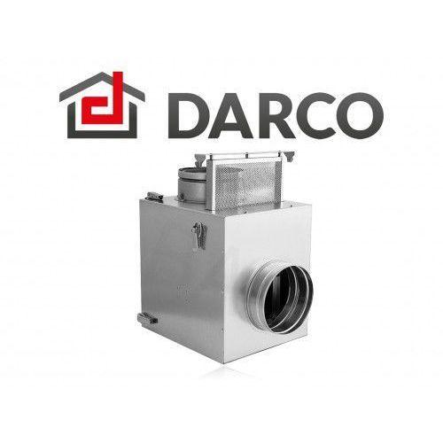 Bypass z filtrem do aparatu nawiewnego (turbiny) an1 125mm (ban1) marki Darco