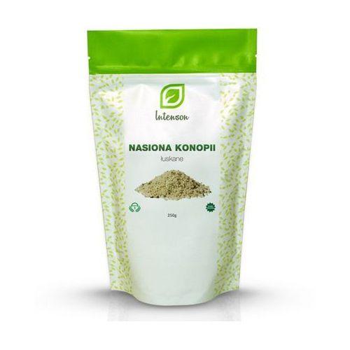 Intenson europe Łuskane nasiona konopi (cannabis sativa) 250g