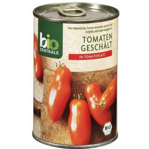 Pomidory Bez Skórki 400g - Bio Zentrale EKO