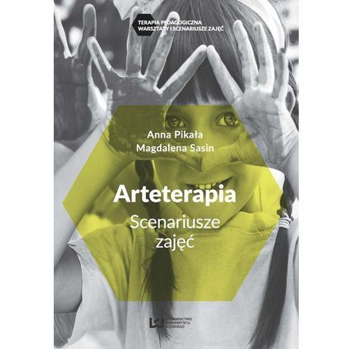Arteterapia - Wysyłka od 3,99 - porównuj ceny z wysyłką, Pikała Anna, Sasin Magdalena