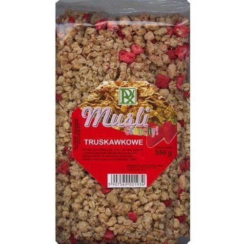 Radix bis Musli crunchy truskawkowe 350g radix