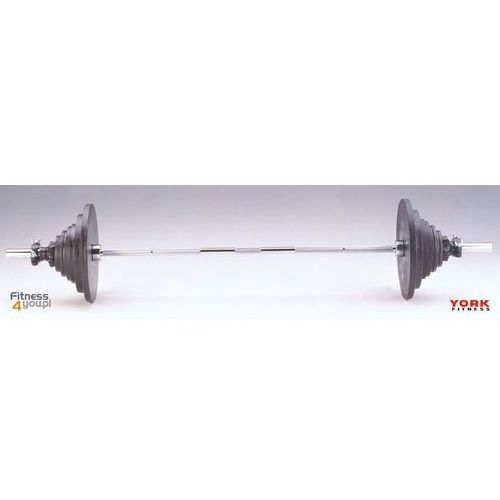 SZTANGA OLIMPIJSKA I TALERZE - 90 - YORK - niedostępny, York Fitness