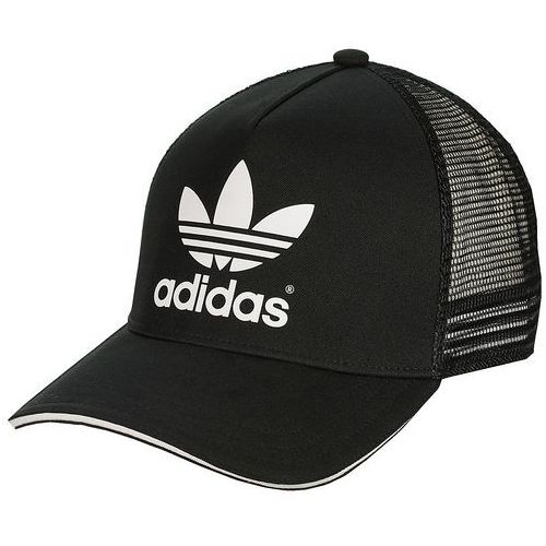 czapka z daszkiem adidas Originals AC Trucker - Black/White