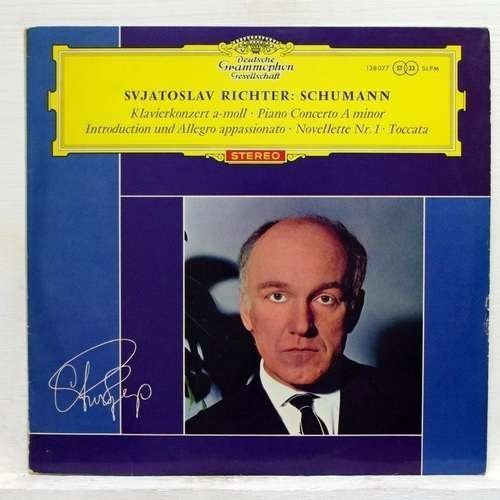 Sviatoslav richter - schumann:piano concerto (originals) marki Universal music / deutsche grammophon