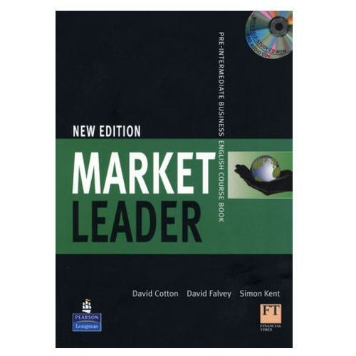 Market Leader Pre-Intermediate Coursebook/Class CD/multi-ROM