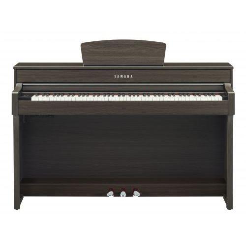 clp 635 dw clavinova pianino cyfrowe (kolor: dark walnut) marki Yamaha