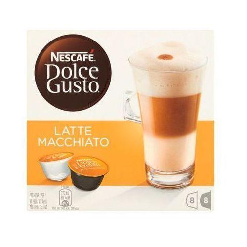 NESCAFE 16 kapsułek DOLCE GUSTO Latte Macchiato Kawa w kapsułkach