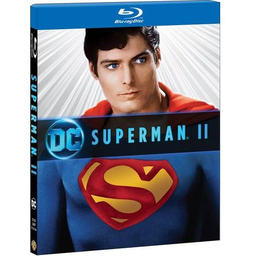 Richard lester, richard donner Superman ii: wersja reżyserska richarda donnera (bd) kolekcja dc (płyta bluray) (7321931131049)
