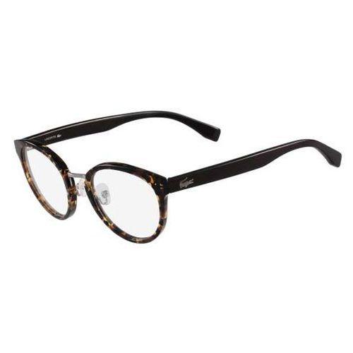 Okulary korekcyjne l2777 214 marki Lacoste