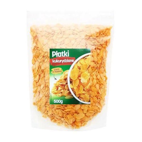 Płatki kukurydziane 500g targroch marki Tar-groch-fil sp. filipowice 161, 32-840 zakliczyn, polska, dystrybuto