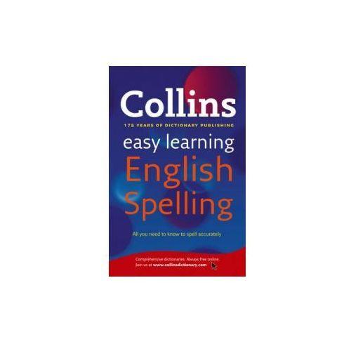 Easy Learning English Spelling, oprawa miękka