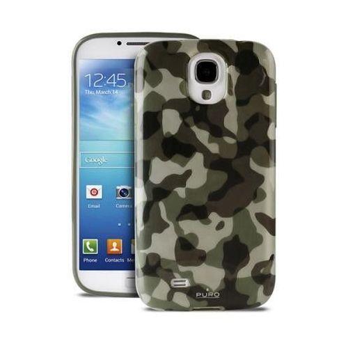 PURO Army Cover - Etui Samsung Galaxy S4 + tapeta QR - oferta [057e4f7f6795f436]