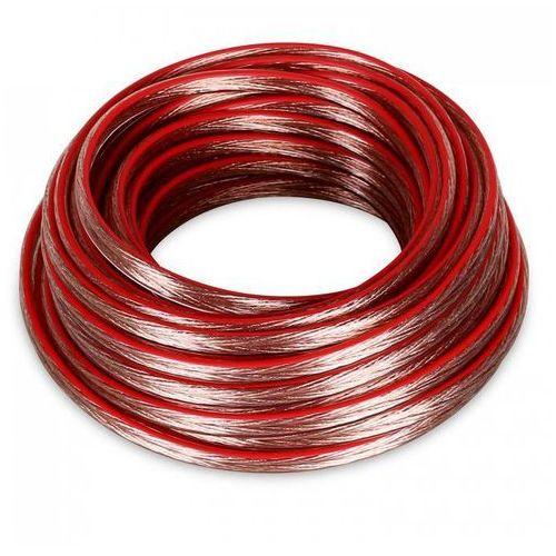 Kabel głośnikowy 2 x 1,5mm², 10m przezroczysty /+ kz marki Elektronik-star