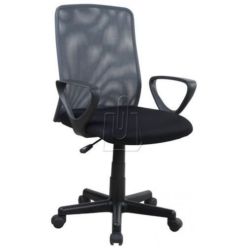 Fotel pracowniczy Alex czarno-szary - gwarancja bezpiecznych zakupów - WYSYŁKA 24H (2010000339923)