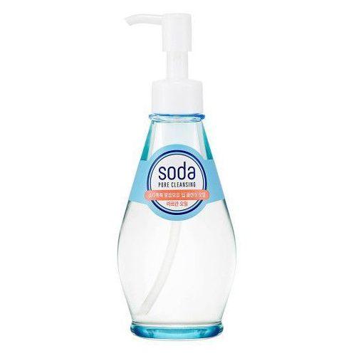 Holika holika olejek do mycia twarzy, soda tok tok clean pore deep cleansing oil (8806334368555)