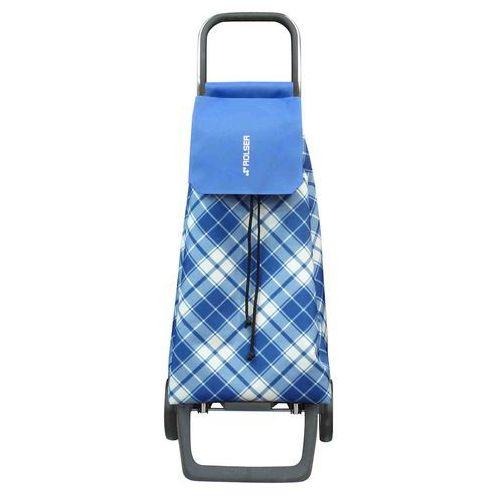 Wózek zakupowy Rolser Joy Jet Capri azul (wózek na zakupy)