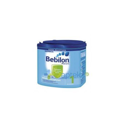 Bebilon 1 z Pronutra Mleko 350g (mleko dla dzieci)
