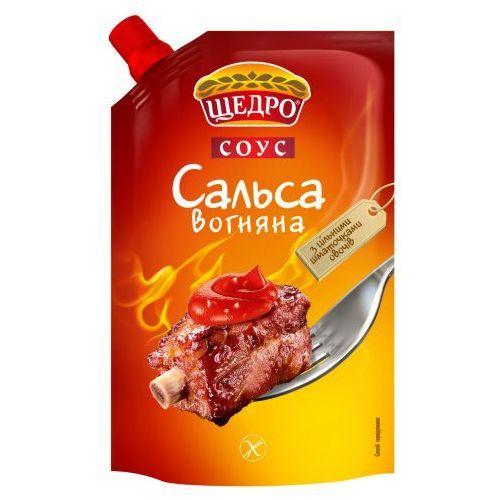 Sos gorąca salsa, 200 g marki Schedro