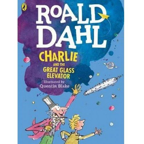 Charlie and the Great Glass Elevator (colour edition), Puffin Books
