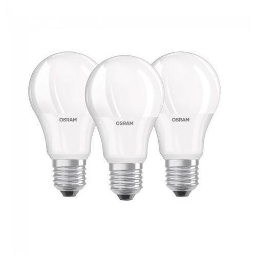 E27 8,5 watt 2700 kelvin 806 lumen zestaw trzech - - akcesoria - 806 - czas dostawy: od 3-6 dni roboczych marki Osram