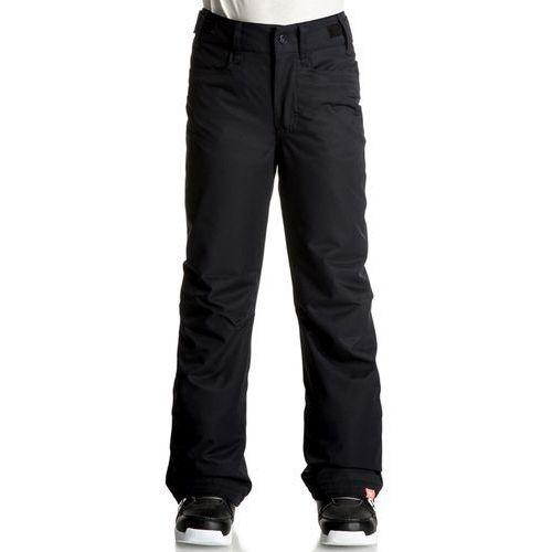 Roxy backyar spodnie narciarskie true black (3613372729324)