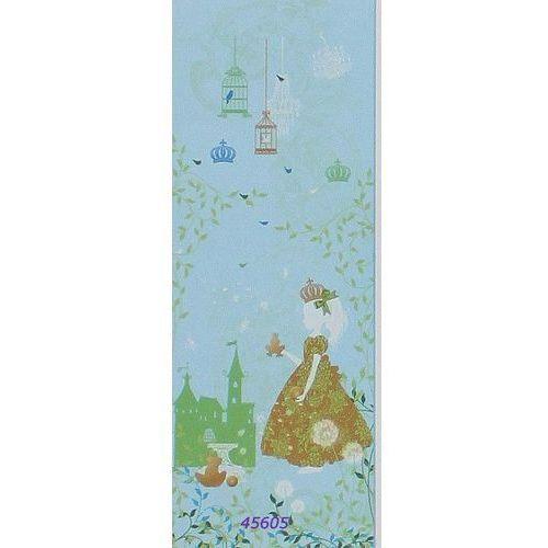 45605 Panel Marburg królewna Gloockler CHILDREN'S PARADISE - sprawdź w Decorations.pl