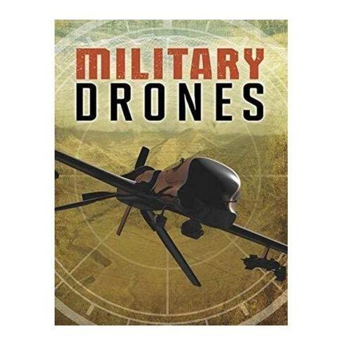 Military Drones (9781474733182)