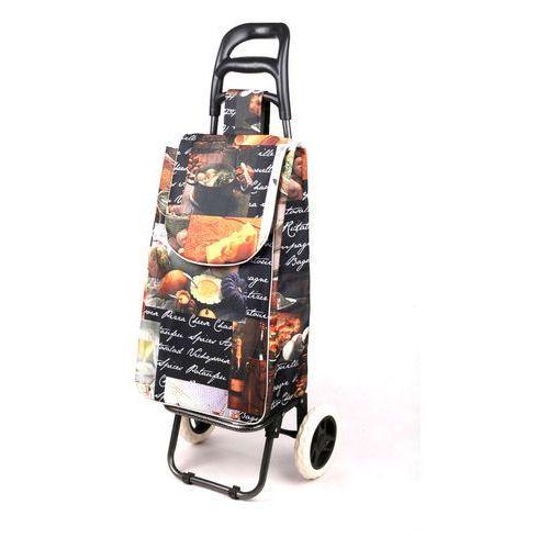 Wózek na zakupy standard wzory (wózek na zakupy)