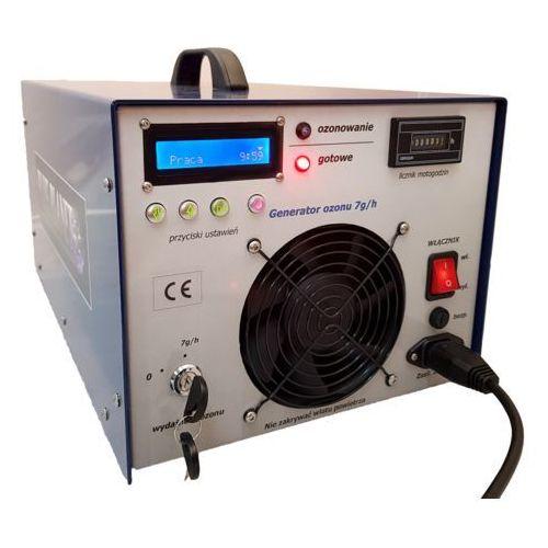 Blueplanet Generator ozonu samochodowy, domowy 7g/h ds-7