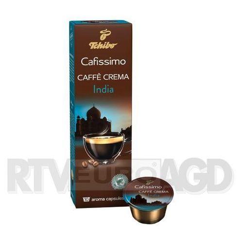 Tchibo Cafissimo Caffe Crema India 10 kapsułek (4046234654530)