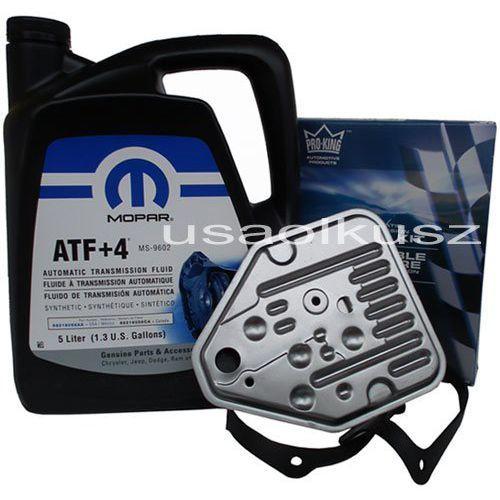 Olej mopar atf+4 oraz filtr automatycznej skrzyni 3spd chrysler sebring marki Mopar-proking