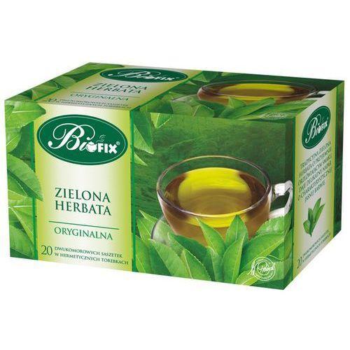 Bifix Herbata biofix zielona orygin. a20 (5901483100278)