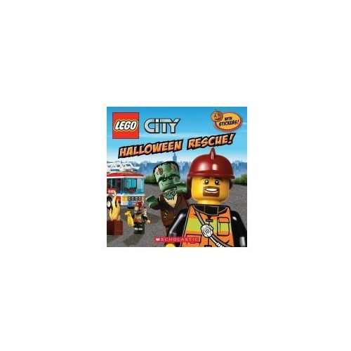 Lego City: Halloween Rescue