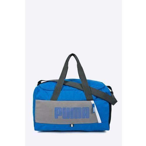 88bf15555003f torba marki Puma 89,90 zł Torba sportowa z kolekcji Puma. Model wykonany z  materiału tekstylnego.