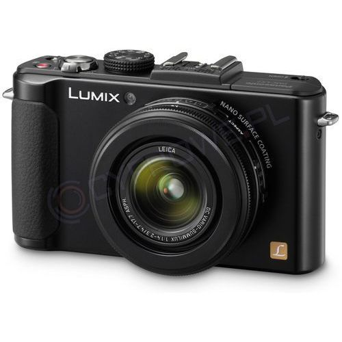 Panasonic Lumix DMC-LX7 [zasilanie: akumulator]