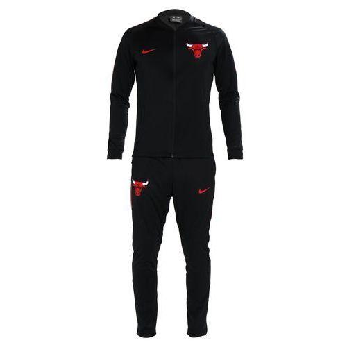 Nike Performance CHICAGO BULLS Dres black/university red, kolor czarny