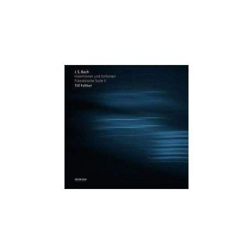 Bach, J.S.: Inventionen & Sinfonien [P] - Till Fellner, Johann Sebastian Bach (Płyta CD), 4766355