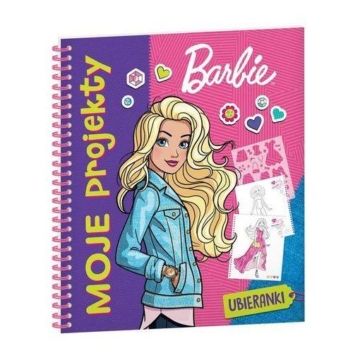 Barbie Moje projekty SKF-102 - Jeśli zamówisz do 14:00, wyślemy tego samego dnia. (9788325329518)
