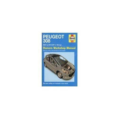 Peugeot 308 Service and Repair Manual, Gill, Peter T.