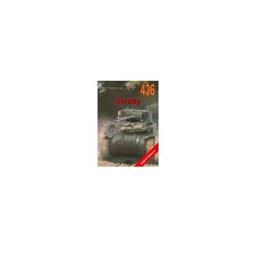 Firefly. Tank Power vol. CXLIX 436, Militaria