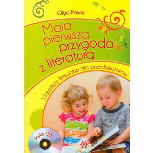 Moja pierwsza przygoda z literaturą z płytą CD, Pawlik Olga