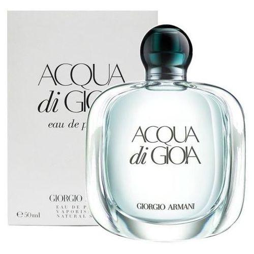 Giorgio Armani Acqua di Gioia, Woda perfumowana - Tester, 50ml