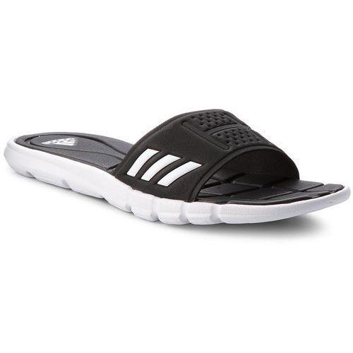 Klapki adidas - adipure Cf BB4558 Cblack/Ftwwht/Cblack