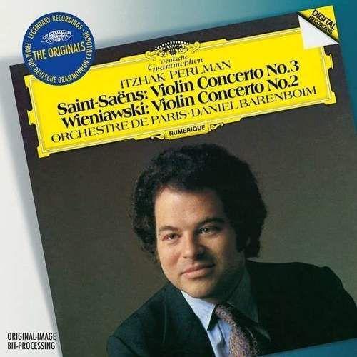 Saint - saens, wieniawski: violin concertos (originals) marki Universal music