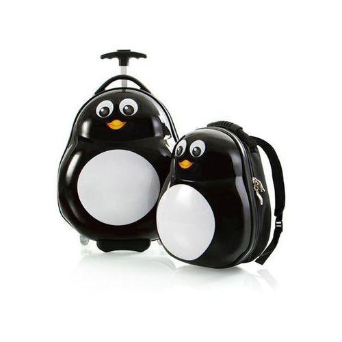Heys Zestaw: walizka i plecak - pingwin