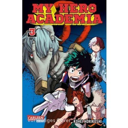 My Hero Academia. Bd.3
