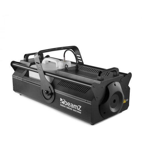 s3500 maszyna do wytwarzania mgły 3500w dmx 1.217 m³/min. 10 l zbiornik marki Beamz