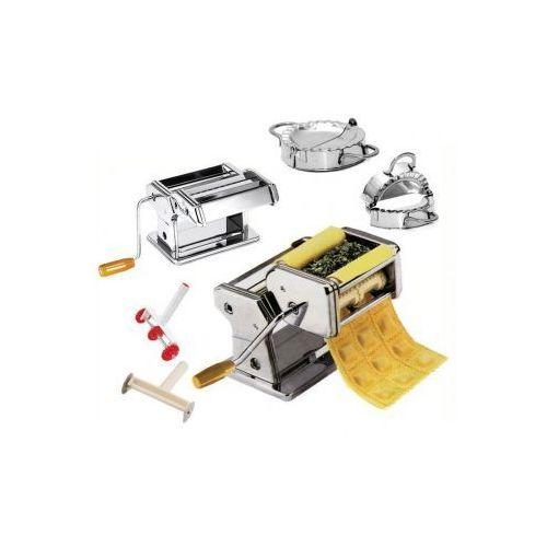 Maszynka 3 w 1 do ciasta i makaronu i pierogów ravioli [eh-5902] marki Edel hoff