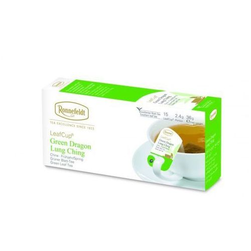 Ronnefeldt Herbata LeafCup Green Dragon15 szt. (4006465135406)