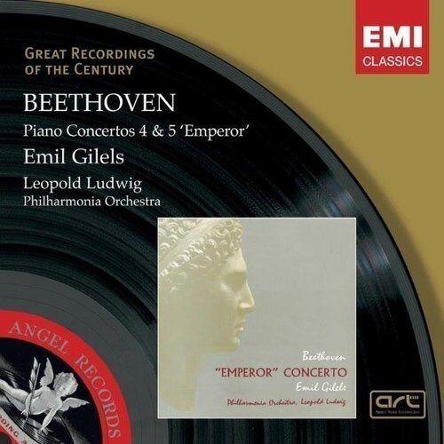 Piano concertos no. 4 & 5 marki Warner music / emi classics